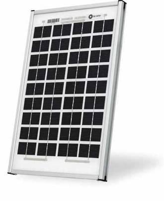 Ameresco 10 Watt Solar panel