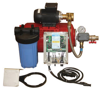 PS-B Solar Booster Pump Systems