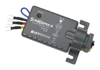 Sun Keeper Solar Regulator