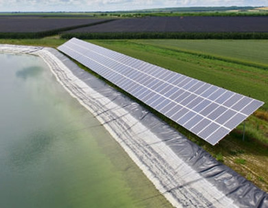 Solar Water Pump Farm In German Design