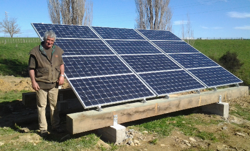 Lorentz - Solar Water Pump Farm NZ