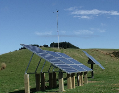 Off Grid Solar Panels NZ